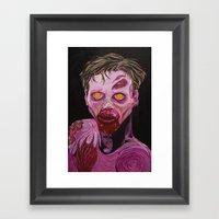 Walker  Framed Art Print