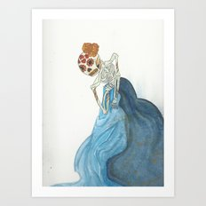 sugar dance Art Print