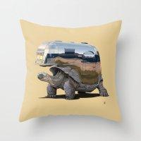 Pimp My Ride (Colour) Throw Pillow