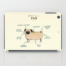 Anatomy of a Pug iPad Case