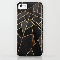 Black Night iPhone 5c Slim Case