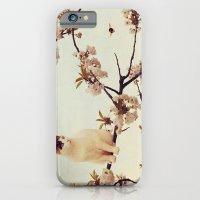iPhone & iPod Case featuring Cat in tree  by Ellen van Deelen