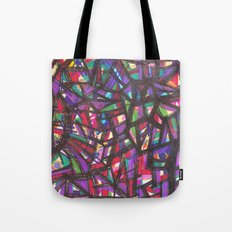 Back to Jazz Tote Bag