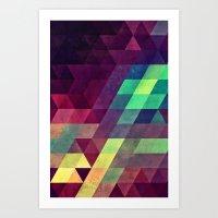 Vynnyyrx Art Print