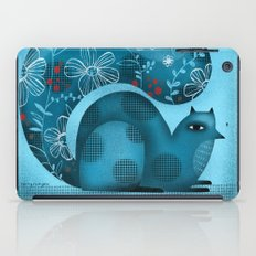 BLUE SQUIRREL iPad Case