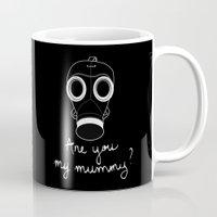 Doctor Who - Are You My … Mug
