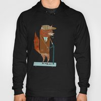 The Eccentric Mr Fox Hoody
