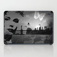 City In Nature iPad Case