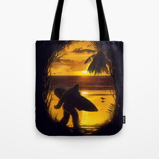 Secret Spot Tote Bag