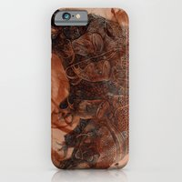 iPhone & iPod Case featuring Tardigrade by Sarah Sutherland