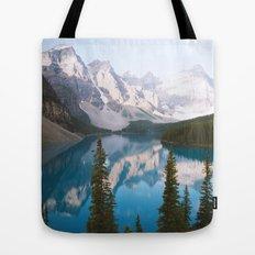 Lake Moraine Dos Tote Bag