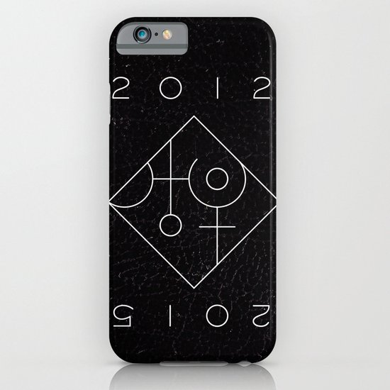 Uranus Square Pluto iPhone & iPod Case