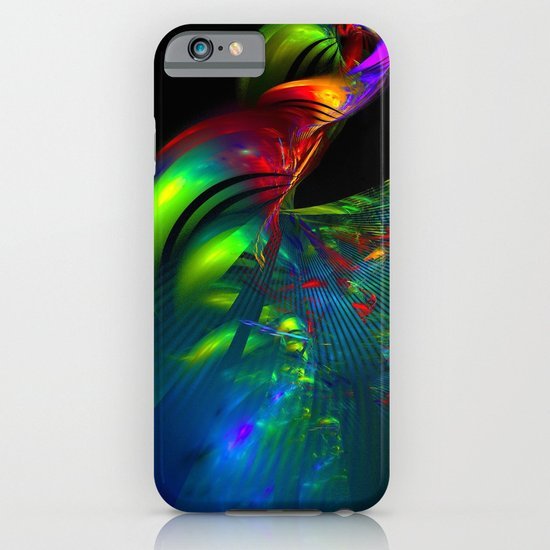 Fractal Bird iPhone & iPod Case
