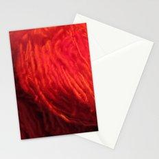 Yarn on Fire Stationery Cards