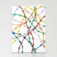 Trapped New Stationery Cards