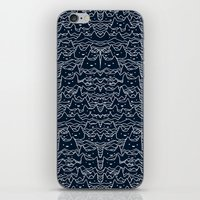 Wave of Cats iPhone & iPod Skin