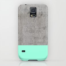 Sea On Concrete Galaxy S5 Slim Case