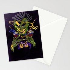 Idol Music Stationery Cards