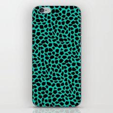 Berlin Boombox Animal Pattern iPhone & iPod Skin