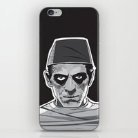 Imhotep iPhone & iPod Skin
