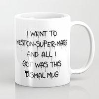 All I Got Was This Dismal Souvenir Mug