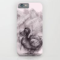 iPhone & iPod Case featuring Dodo by Littlemess