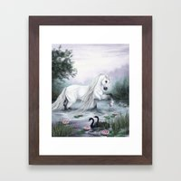 Calm Waters Framed Art Print