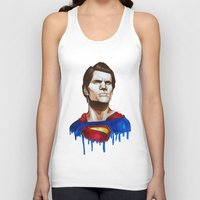 Man Of Steel Unisex Tank Top