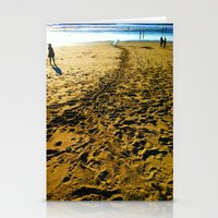 Sand Trail Stationery Cards