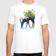 Watering (A Life Into It… Mens Fitted Tee White SMALL