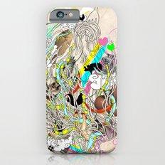 spaghetiii iPhone 6 Slim Case