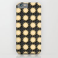 iPhone & iPod Case featuring Geoflower by nickcollins.ca
