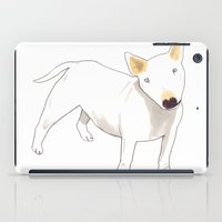 Bull Terrier iPad Case