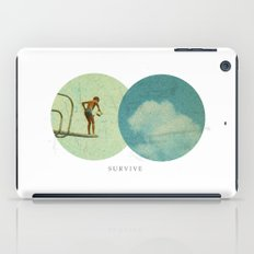 Survive   Collage iPad Case