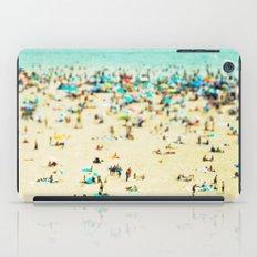 Coney Island Beach iPad Case