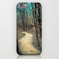 A Winter's Journey iPhone 6 Slim Case