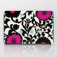 Suzanna Flower iPad Case