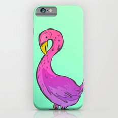 Summer Flamingo iPhone 6 Slim Case