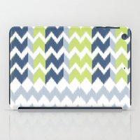 Modern Ikat iPad Case