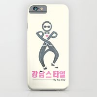 iPhone & iPod Case featuring Oppa by Reg Lapid