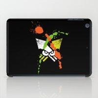 Splatoon - Turf Wars 1 iPad Case