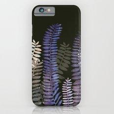 nature black Slim Case iPhone 6s