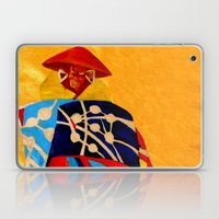 Japanese Men In Traditio… Laptop & iPad Skin