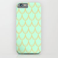 iPhone & iPod Case featuring Mermaid  by Aneela Rashid