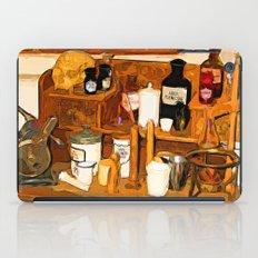 Old Pharmacy iPad Case