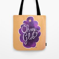 Oh My Beautiful Glob! Tote Bag
