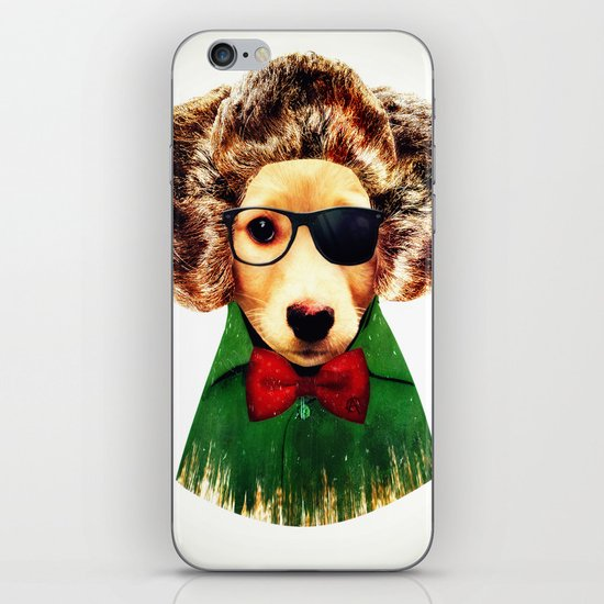 Dog ( Ben) iPhone & iPod Skin
