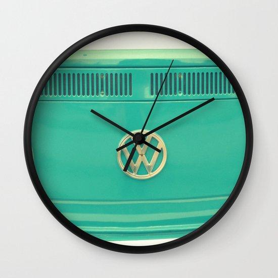 Groovy VW Wall Clock