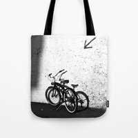 Cruiser parking Tote Bag