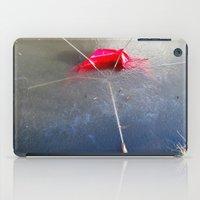 Umbrella Blues 4 iPad Case